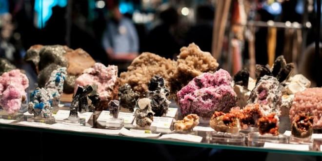 Warsaw Mineral Expo w Pałacu Kultury