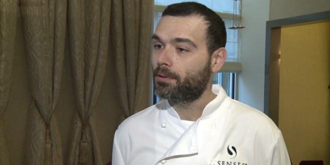 Andrea Camastra szef kuchni Senses