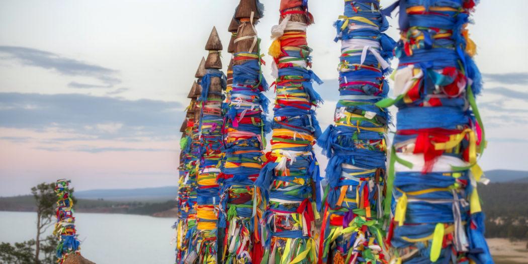 szamanizm Buriatów