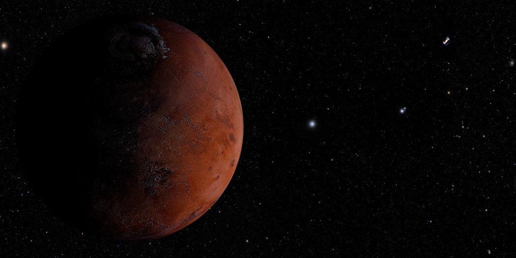 Polacy pomogą podbić Marsa