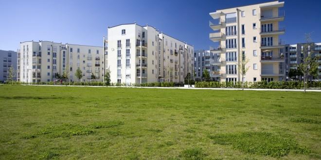 Nowoczesne bloki - Mieszkanie dla Młodych