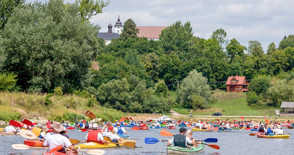 Największa impreza kajakowa w Polsce
