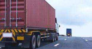 Kontenery w transporcie drogowym