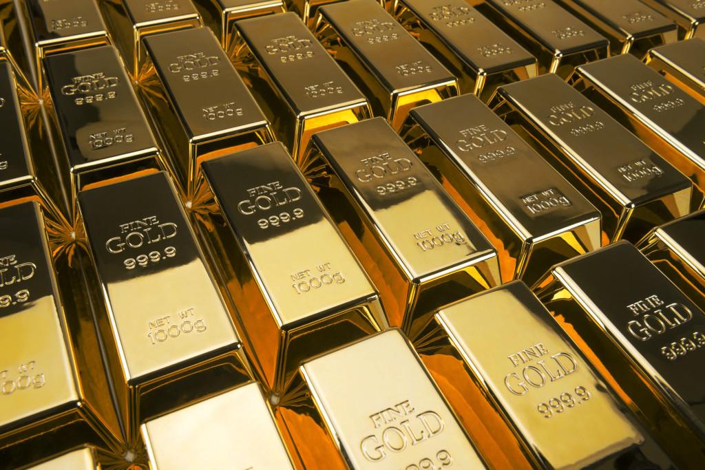 Czekolada ze złota na komunię