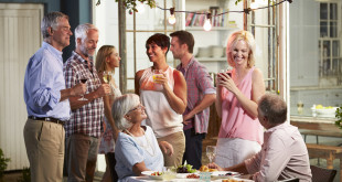 Przyjaźń sposobem na długowieczność