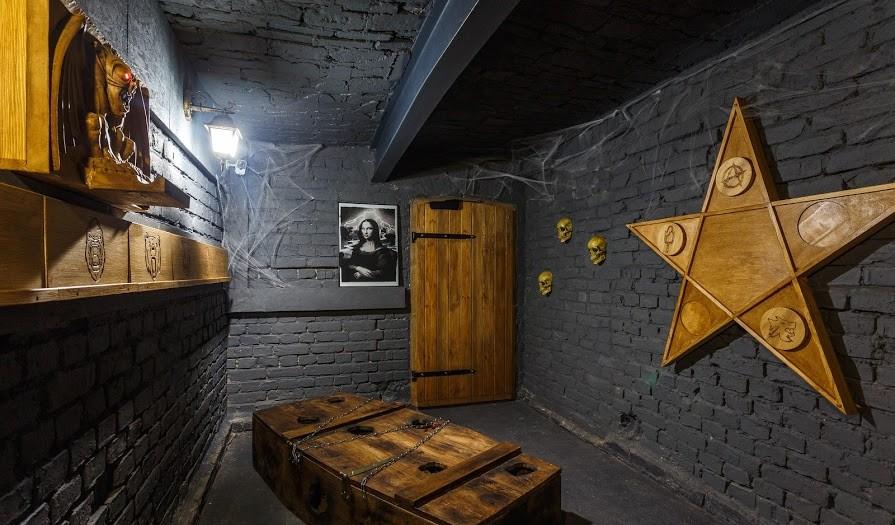 Krypta Wampira escape room