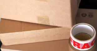 Paczki przygotowane do wysyłki