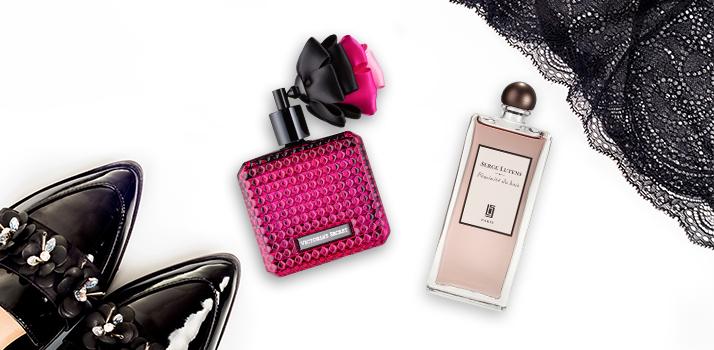 Zakupy - ubrania i perfumy
