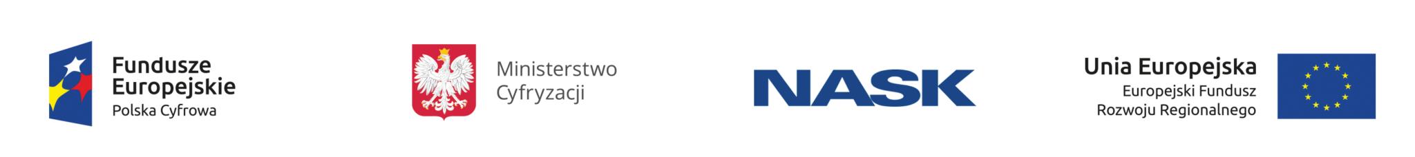 logotypy-polska-cyfrowa-ministerstwo-cyfryzacji-nask-unia-europejska