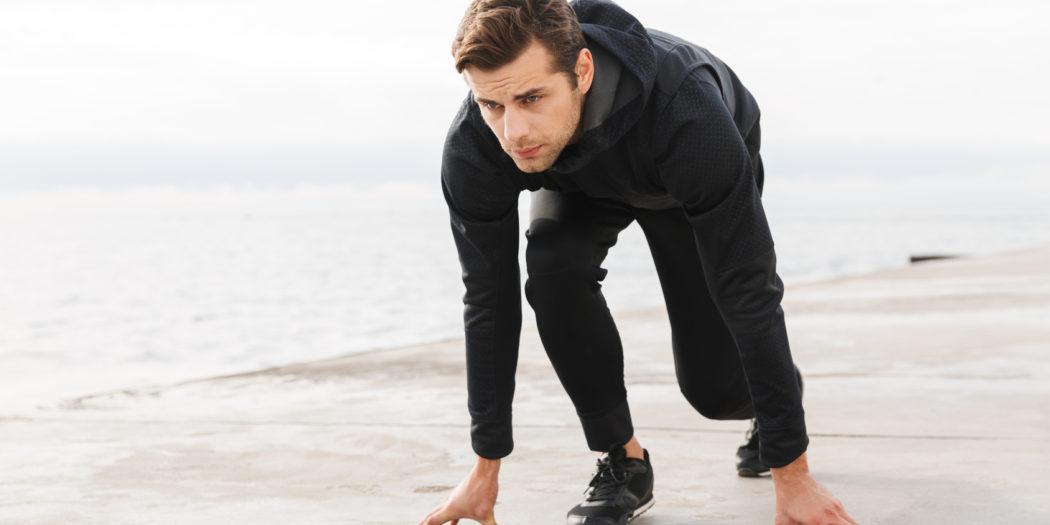 triathlon a bieganie