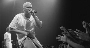 Eminem kultowy raper