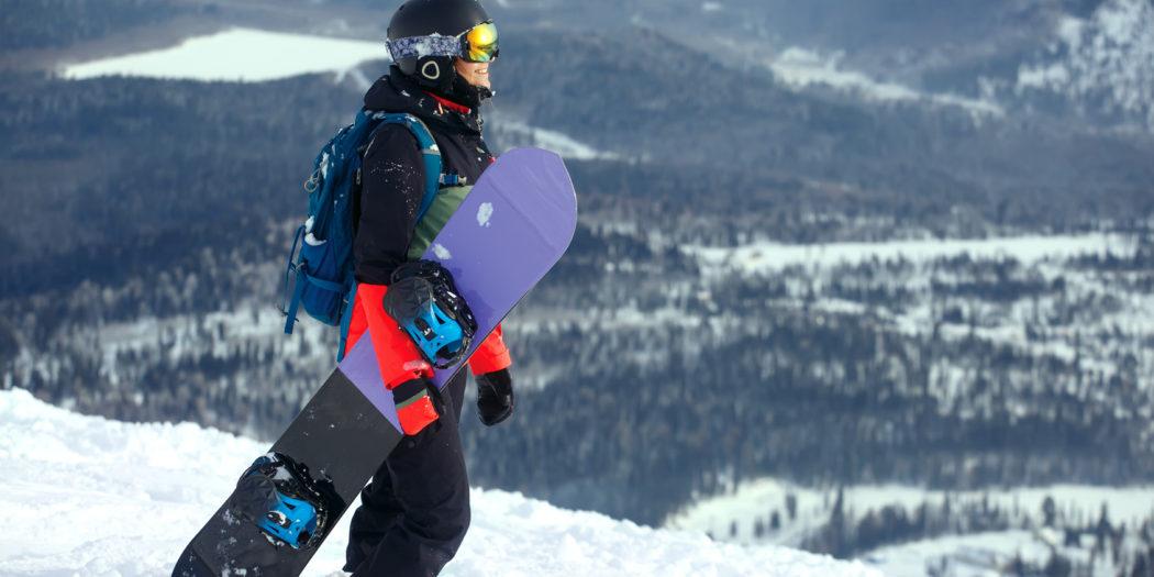 strój do sportów zimowych