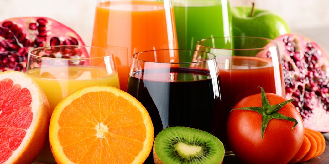 Sok napój nektar czym się różnią