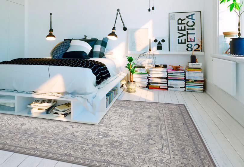 dywan orientalny sypialnia