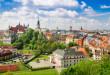 Z racji bliskości Warszawy coraz popularniejszym miejscem na spokojną emeryturę staje się Lubelszczyzna. Na zdjęciu panorama Lublina  fot.: Fotolia