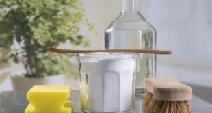 Ocet spirytusowy posprząta Twój dom