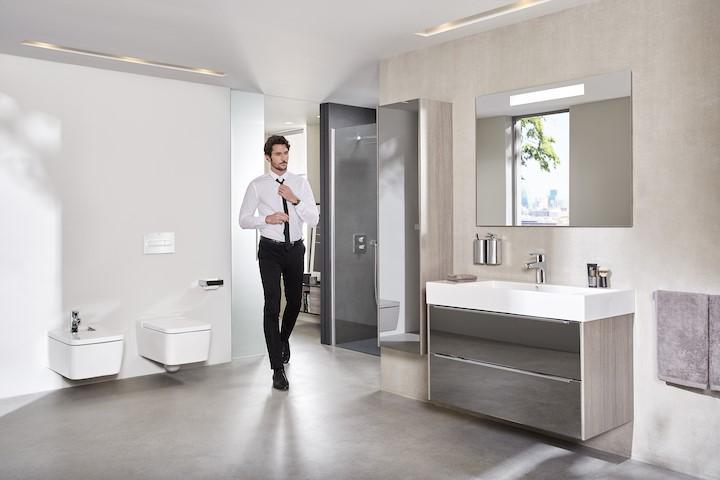 deska bidetowa w łazience