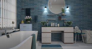Dobrze wyposażona łazienka