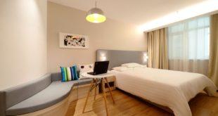 elegancka sypialnia