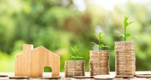 ilustracja kredyt hipoteczny pieniądze