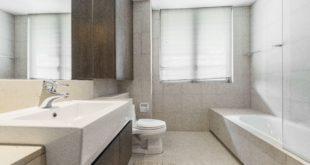 Ładnie urządzona łazienka
