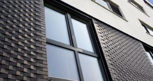 Okna PCV w budynku mieszkalnym