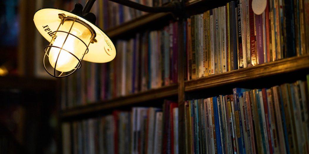 oświetlenie retro