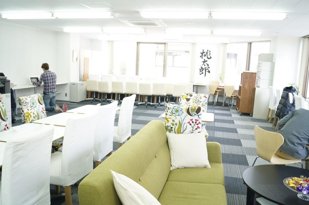 Płytki dywanowe w przestrzeniach użytkowych