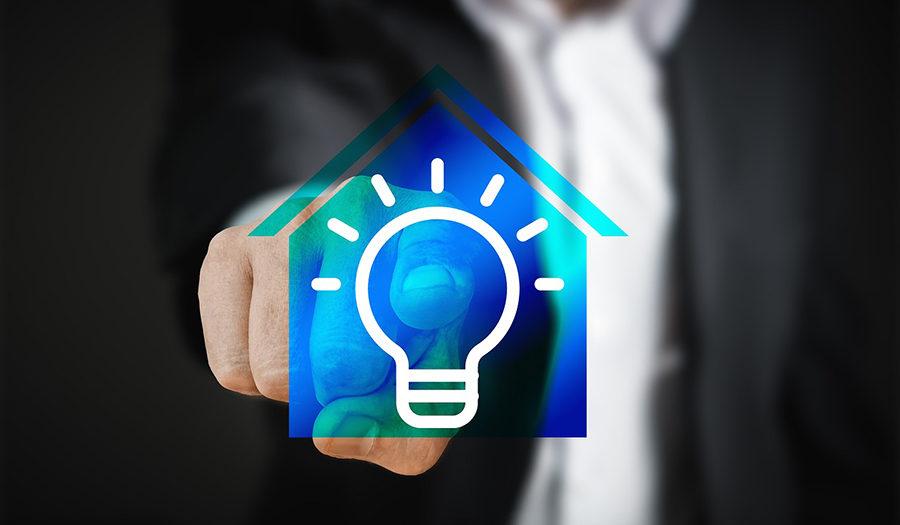 smart home oświetlenie