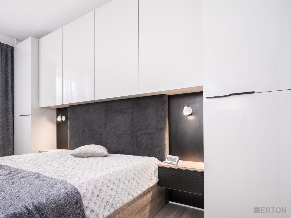 szafy w sypialni