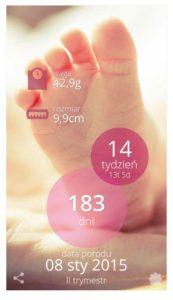 Aplikacja Nasza ciąża