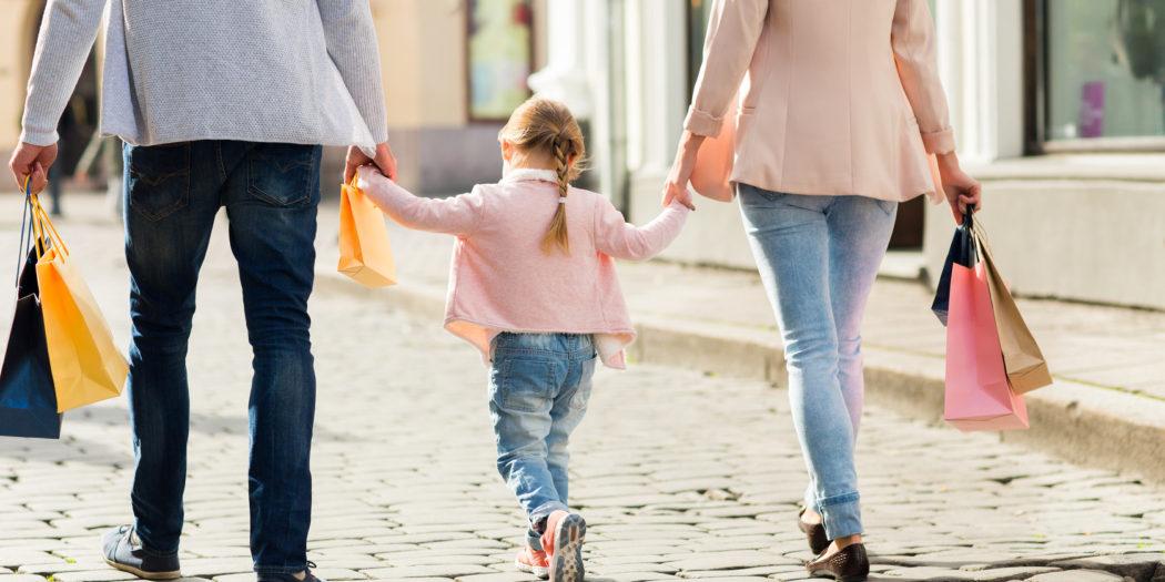Typy rodziców konsumentów