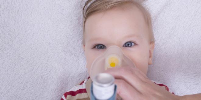 Inhalacje niemowląt