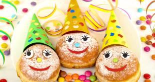 Karnawałowy bal dla dzieci