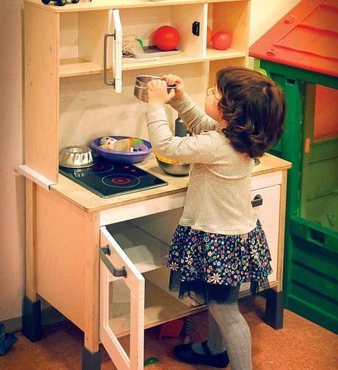 kuchenka dla dziewczynki