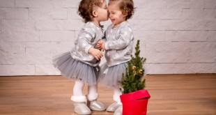 Profesjonalna sesja fotograficzna - dwójka dziecii