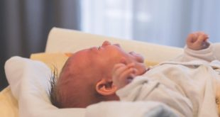Zaparcia u niemowląt