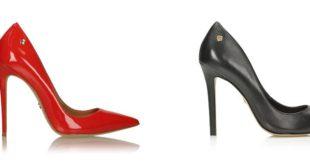 Damskie czółenka są dostępne w rozmaitych fasonach, ale jeden z nich jest szczególnie pożądany przez płeć piękną – to klasyczne szpilki w kolorze zmysłowej czerwieni albo uniwersalnej czerni   Fot.: Kazar