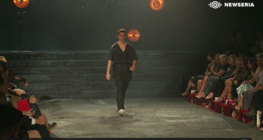 Woliński spodnie męskie