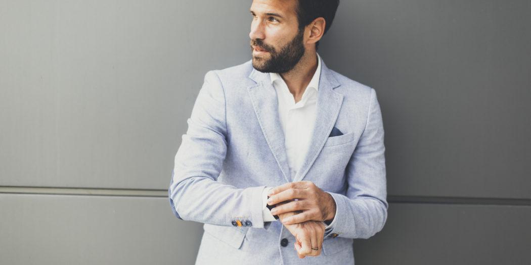 styl ubierania mężczyzny