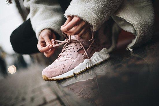 Nike Hurache różowe
