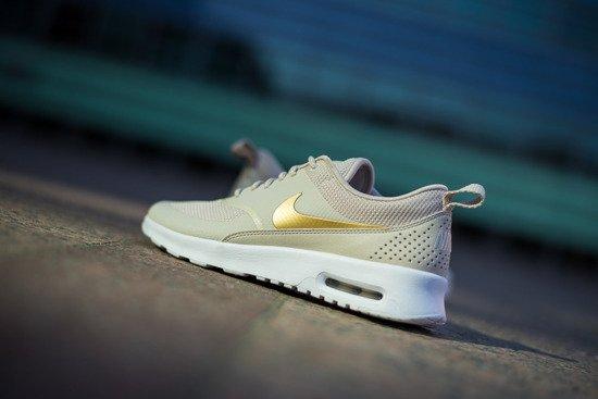 Nike Thea różowe