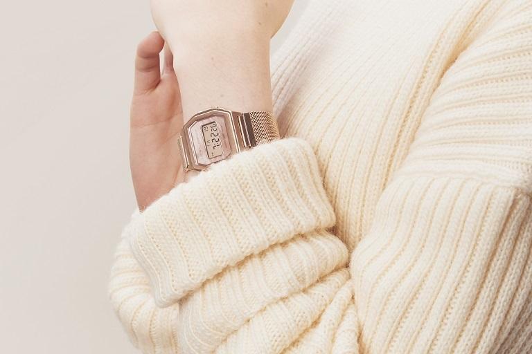zegarek młodzieżowy Casio Vintage
