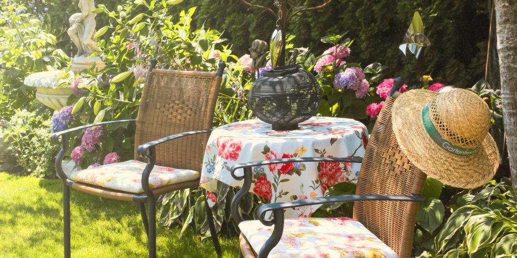 majsterkowanie w ogrodzie