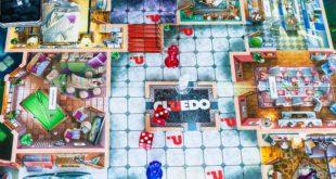 Klasyką gier logicznych jest detektywistyczna Cluedo