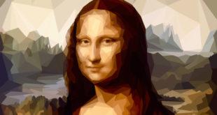 reprodukcja Mona Lisy