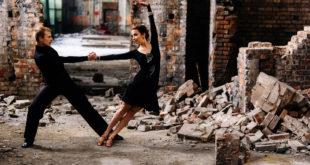 Taniec aktywność fizyczna