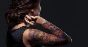 jak wykonać pierwszy tatuaż