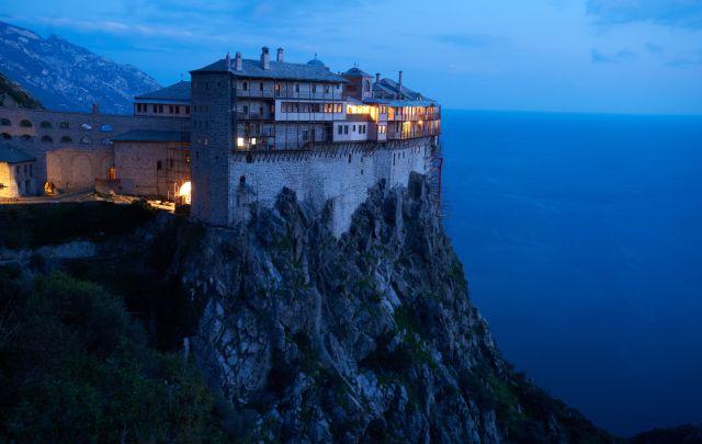 Grecja Meteory klasztor