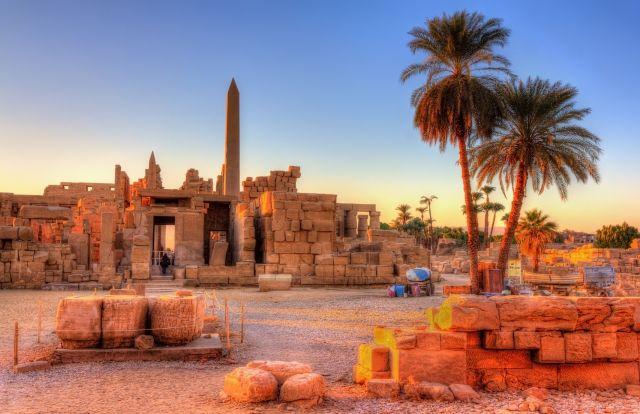 Igły Kleopatry Egipt